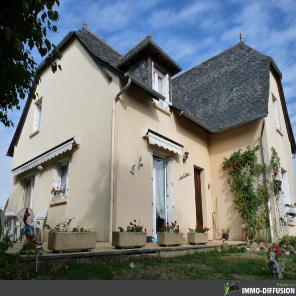 Offres de vente Maison lacroix barrez 12600