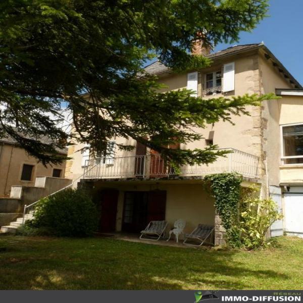 Offres de vente Maison Bozouls 12340